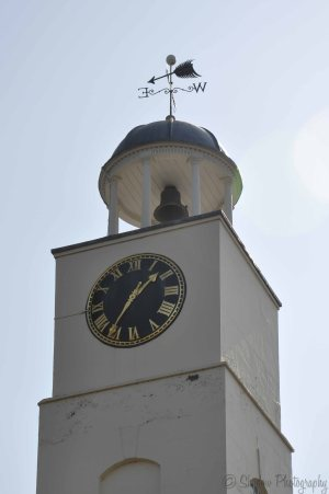 Hotham Park House Clock Tower