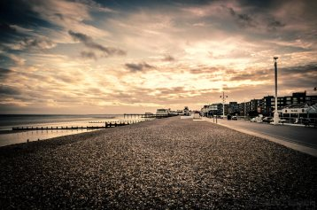 Bognor sea front