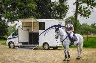 Horse + Box