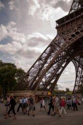 Eiffel Tower North