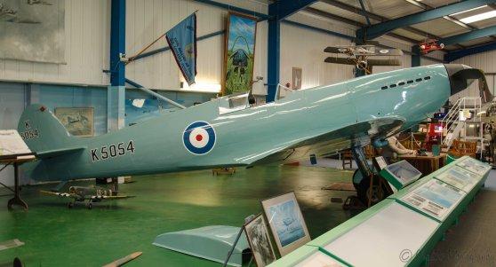 Supermarine Spitfire Prototype (Replica)