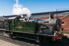 5643 - Bluebell Railway