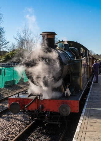 5643 - Bluebell Railway - East Grinstead