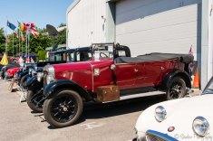 Tangmere - Classic Car Show