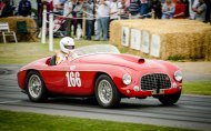 Ferrari 166 MM| Barchetta