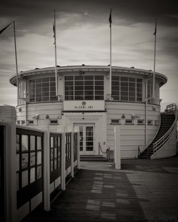 Worthing Pier - Southern Pavilion