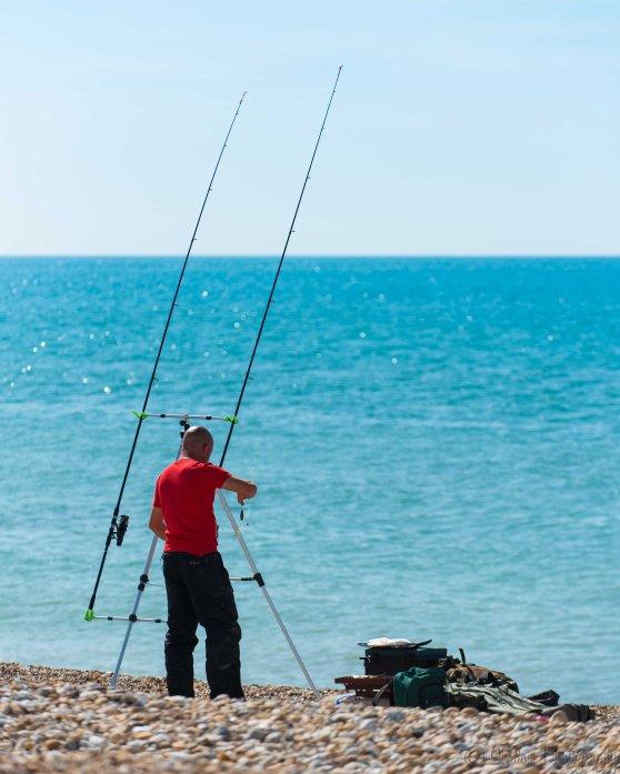 Sunday Morning Fishing