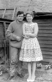 John's Mum and Dad