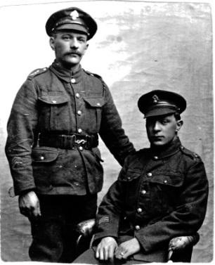 GrandFather Cornwill & Brother William Fredrick