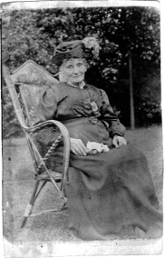 Gt Grandmother Cornwill (Fanny Withers)