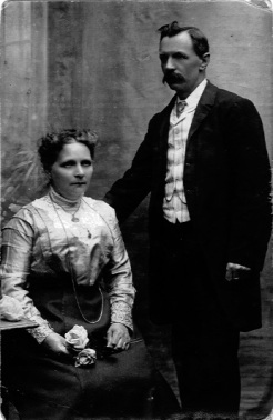 Gt Grandmother&Father Cornwill
