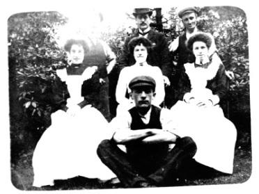 Staff at Lensbury Club Teddington
