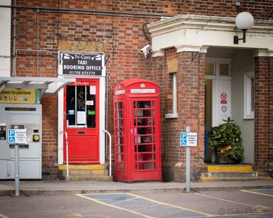 Pulborough Station