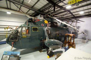 Sea King HAS.5 (XZ574)