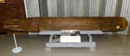 Wooden Practice Torpedo