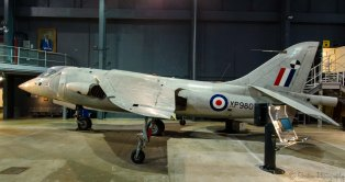 XP980 - Hawker P1127, built at Kingston