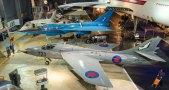 BAC221 & Hawker Hunter T8M