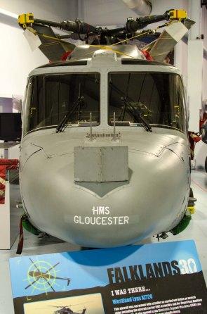 Westland Lynx (XZ720)