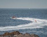 Speed Water Skiing
